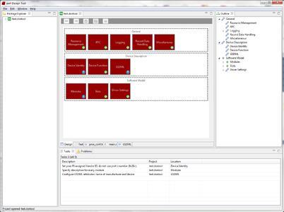 PORT GMBH erweitert sein Portfolio an Entwicklungstools (PROFINET Design Tool PNDT) zur schnellen und einfachen Integration von PROFINET Stacks CC-A/CC-B - RT1