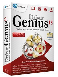 Alle Jahre wieder auf der Nominierungsliste: Driver Genius 15