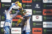 Suzuki World MX2 1st and 2nd in Germany