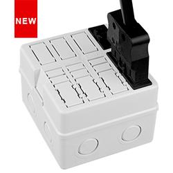 WHK: The new plug-in junction box from WISKA