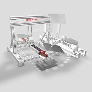 Ob Teleskop-Feeder oder siebte Achse, mit der Actuator System Line von Rollon können Handhabungs- und Logistikprozesse einfach und individuell automatisiert werden