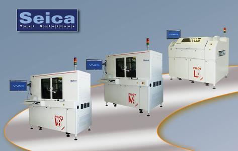 Pressevorschau für Seica für die SMT Nürnberg - 8. Bis 10. Mai 2012