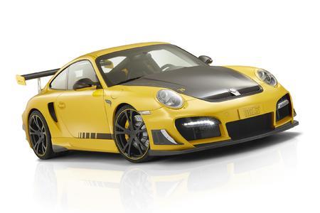 Preisträger unter den Supersportwagen: der TECHART GTStreet R
