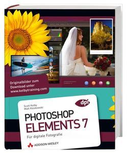 PHOTOSHOP ELEMENTS 7, ISBN: 978-3-8273-2753-6, 446 Seiten, komplett 4-farbig, Hardcover, € 39,95 [D]