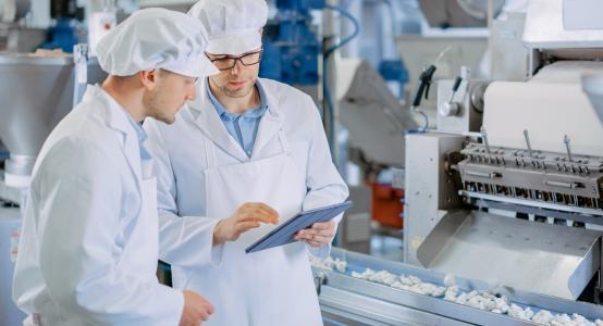 Arbeitsschutz in der Lebensmittelbranche