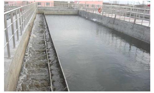 LEVAPOR为中国宁安当地污水处理设备提供支持