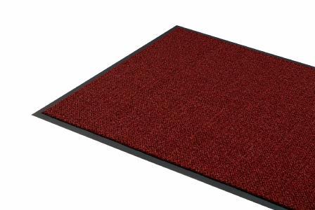 3M Presse Nomad Schmutzfangmatte: Ab sofort ergänzt die beliebte Farbe Rot wieder das Portfolio der 3M Nomad Aqua Schmutzfangmatten Serie