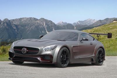 MANSORY presents a one-of-a-kind upgrade of the Mercedes-AMG GT S