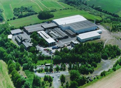 Bildunterschrift: Aufbruchsstimmung bei der ae group - am Standort Nentershausen werden bis Ende 2016 sechs Millionen Euro investiert