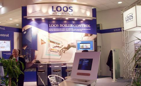 LOOS präsentiert seine Produkte auf der Mostra Convegno Expocomfort