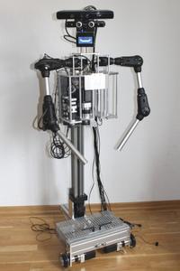 vorhang auf f r roboter licht kunst und 3d druck heise medien gruppe gmbh co kg. Black Bedroom Furniture Sets. Home Design Ideas