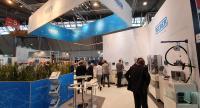 001: WEBER präsentiert seine Produkte weltweit auf einschlägigen Fachmessen – zuletzt während der MOTEK in Stuttgart (Bild: WEBER Schraubautomaten GmbH)