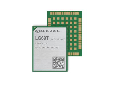 Ultra-exaktes GNSS-Modul LG69T von Quectel