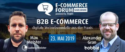 Das Flagbit E-Commerce Forum am 23. Mai