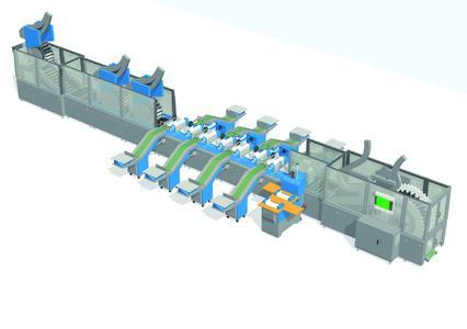 Mit dem neuen ProLiner-Modulbaukasten bietet Müller für Betriebe jeder Grössenordnung das ideale, auf die individuellen Bedürfnisse des Unternehmens zugeschnittene Einstecksystem