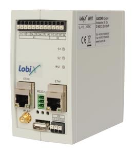 LUCOM Mobile Communications Router: Interruption-free Switch to IP Technology