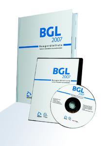 Neue Baugeräteliste BGL + CD jetzt bei lectura-verlag