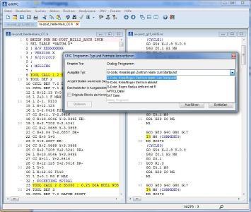 EditNC jetzt in Release 11 verfügbar