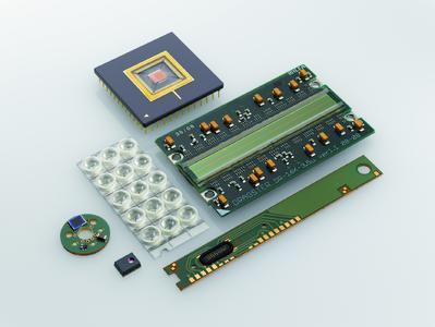 Opto-elektronische Bauelemente, Quelle: Jenoptik AG