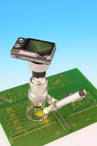 Mobile Messmikroskope mit Digitalkamera