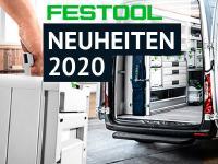 Festool Neuheiten 2020