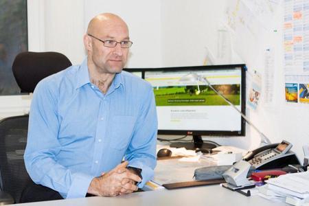 Manager Holger Fritsch