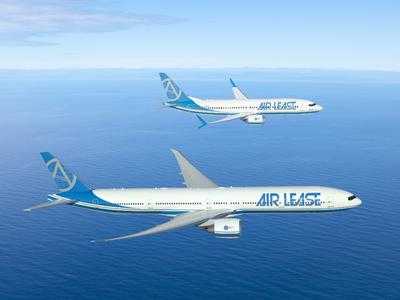 Boeing, Air Lease Corporation Announce 777-300ER, 737 MAX 8 Order