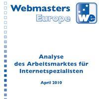 Titelseite der Arbeitsmarktanalyse