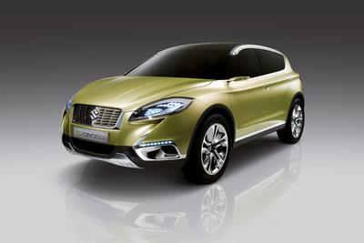 Suzuki Concept S-Cross gewinnt Concept Car Award 2012