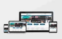 Canvys Web-Relaunch - Darstellung der neuen Webseite  auf unterschiedlichen Geräten.