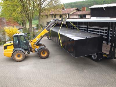 RAUSIKKO One wird bereits einbaufertig auf die Baustelle geliefert und innerhalb eines Tages fertig angeschlossen. Bild: REHAU