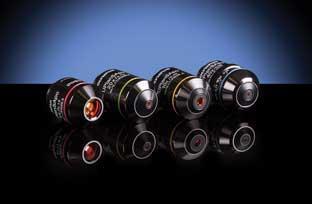 Olympus Super-Apochromat-Objektive bieten hohe Empfindlichkeit für Fluoreszenzemissionen