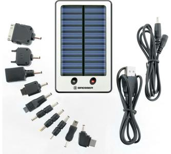 MP3 Solar Charger FM