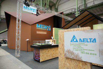 Delta 21@COP21: Auf der UN-Klimakonferenz in Paris stellt Delta seine 21 grünen Gebäude vor und berichtet über Maßnahmen zur Begrenzung des Klimawandels und die Vorteile grüner Gebäude