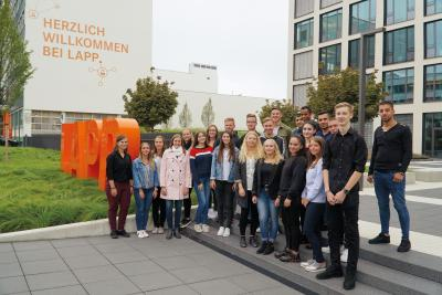 23 new trainees kick-start their careers at LAPP