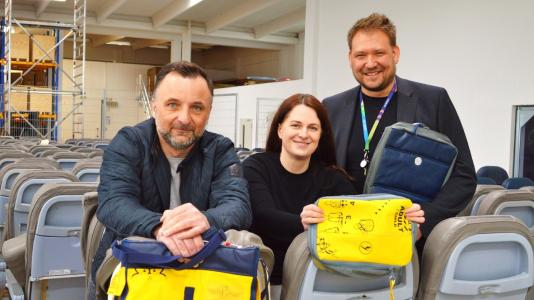 Bag to Life: Three partners want to get off the ground