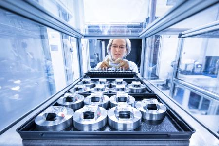 UV-Hardening in production