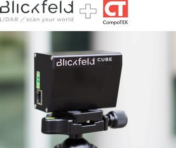 Blickfeld und CompoTEK gehen Kooperation ein
