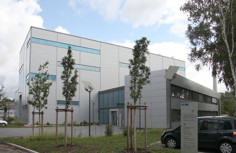 Testzentrum Tragstrukturen Hannover (TTH)