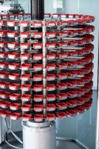 Der DepotMax bietet eine hohe Speicherkapazität