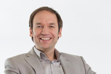 Ralf Pispers, Geschäftsführer von .dotkomm