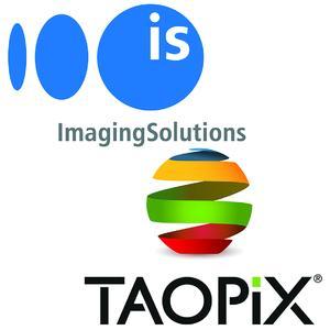 Logo Partnership ISAG and Taopix