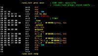 Chalubo hat einige Code-Elemente vom berühmt-berüchtigten Mirai-Botnetz übernommen, so z.B. die rand_init-Funktion zur Randomisierung