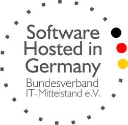 TELiAS erhält Qualitätssiegel SOFTWARE HOSTED IN GERMANY