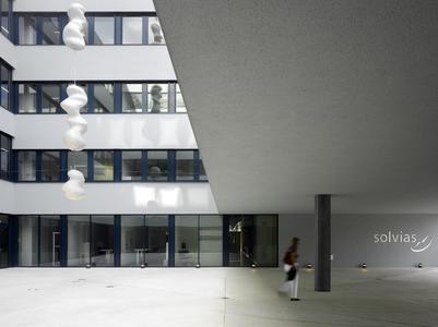 Solvias HQ Kaiseraugst Switzerland