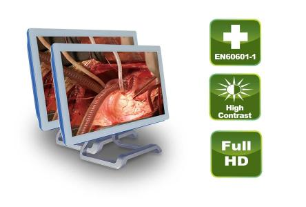 MMS-21 Medical Monitor RGB