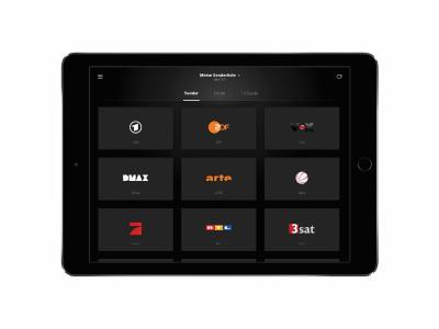 Die neue Loewe app: Program-Guide, TV-Streaming, Zapping und Aufnehmen bequem mit dem Smartphone oder Tablet. Selbst von unterwegs
