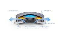 FST DIAVent open / Copyright: Freudenberg Sealing Technologies 2020