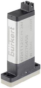 Mit dem neuen 2/2- und 3/2-Wegeventil Typ 6724 bringt Bürkert ein mediengetrenntes Mikroventil auf den Markt, das besonders schnell, leise, präzise und zuverlässig schaltet.