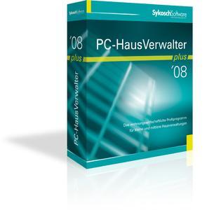 Produktbox Sykosch PC-HausVerwalter plus 2008